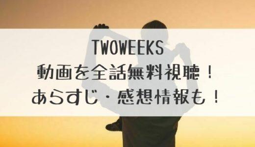 TWOWEEKS(三浦春馬主演ドラマ)動画を全話無料視聴!キャスト・あらすじ・感想情報も!芳根京子/比嘉愛未/稲垣来泉